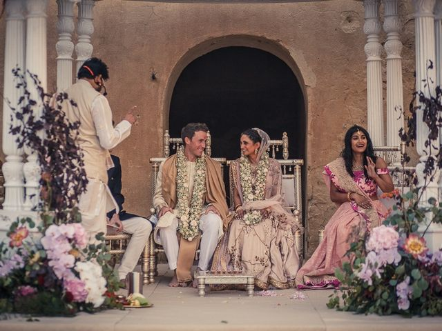 Brian and Saloni's Wedding in Sintra, Portugal 33