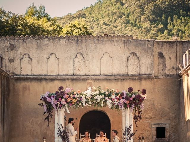 Brian and Saloni's Wedding in Sintra, Portugal 45