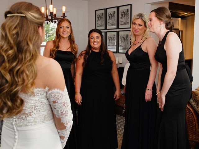 Bobby and Fallon's Wedding in Saratoga Springs, New York 6