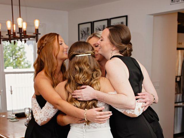 Bobby and Fallon's Wedding in Saratoga Springs, New York 7