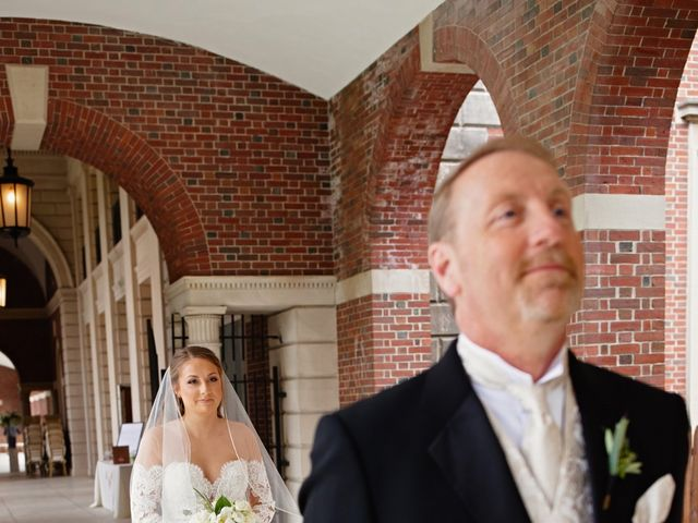 Bobby and Fallon's Wedding in Saratoga Springs, New York 10