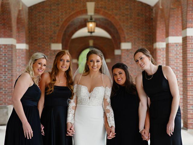 Bobby and Fallon's Wedding in Saratoga Springs, New York 17