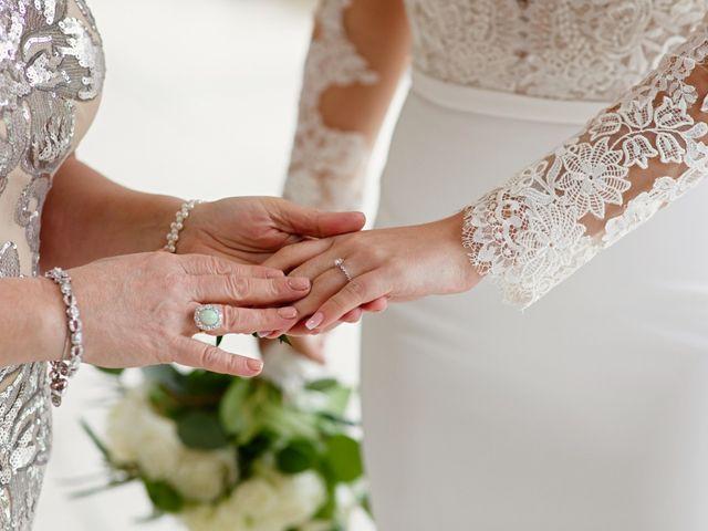 Bobby and Fallon's Wedding in Saratoga Springs, New York 20