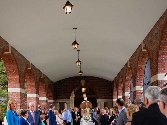 Bobby and Fallon's Wedding in Saratoga Springs, New York 26
