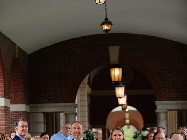 Bobby and Fallon's Wedding in Saratoga Springs, New York 27