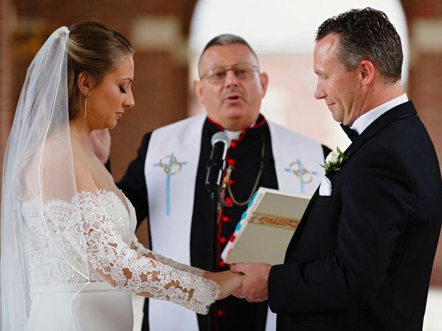 Bobby and Fallon's Wedding in Saratoga Springs, New York 33