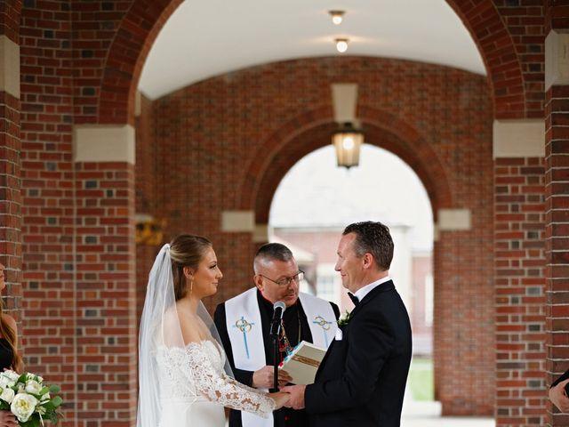 Bobby and Fallon's Wedding in Saratoga Springs, New York 34