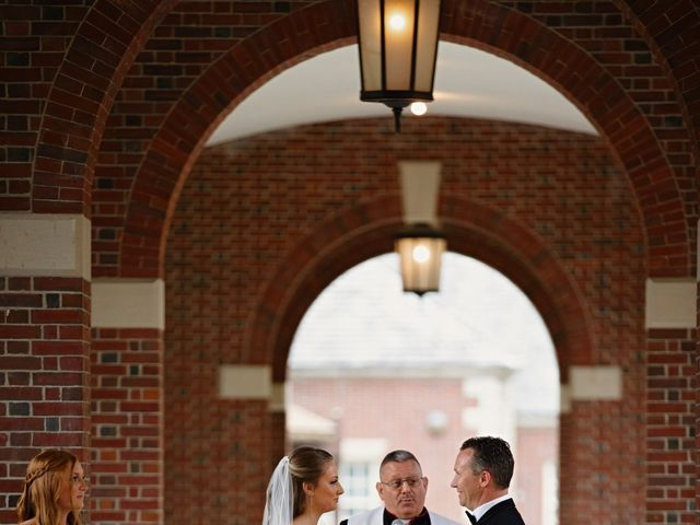 Bobby and Fallon's Wedding in Saratoga Springs, New York 36