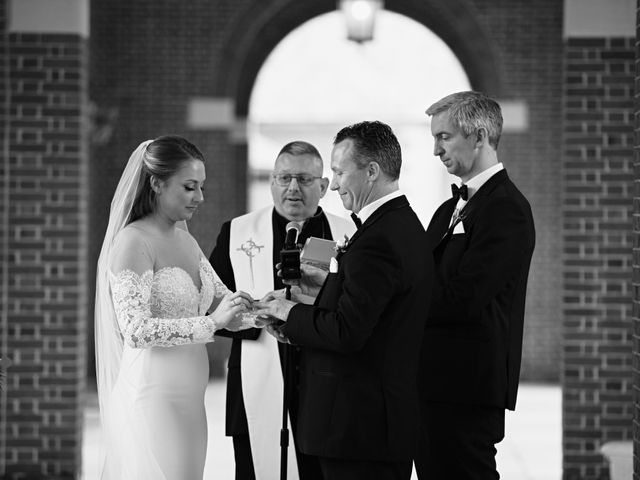 Bobby and Fallon's Wedding in Saratoga Springs, New York 37
