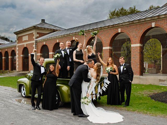 Bobby and Fallon's Wedding in Saratoga Springs, New York 41