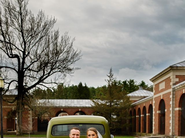 Bobby and Fallon's Wedding in Saratoga Springs, New York 42