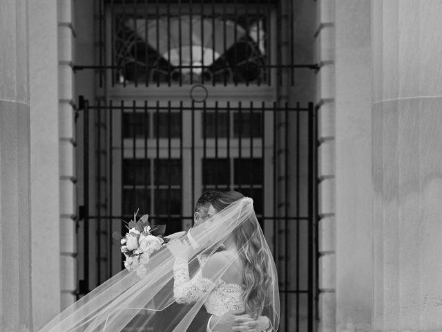 Bobby and Fallon's Wedding in Saratoga Springs, New York 48