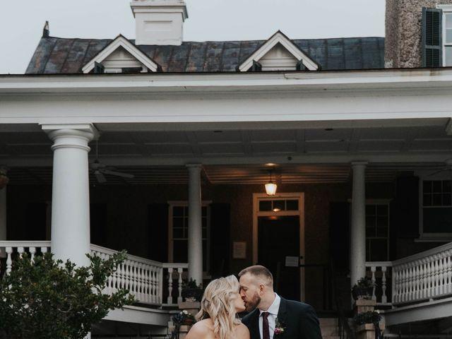 Stephen and Brooke's Wedding in Charleston, South Carolina 15