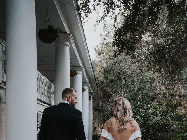 Stephen and Brooke's Wedding in Charleston, South Carolina 17