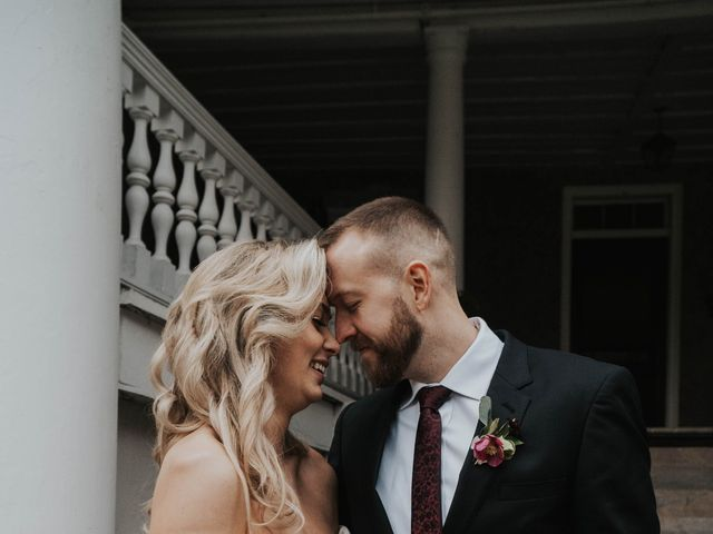 Stephen and Brooke's Wedding in Charleston, South Carolina 29