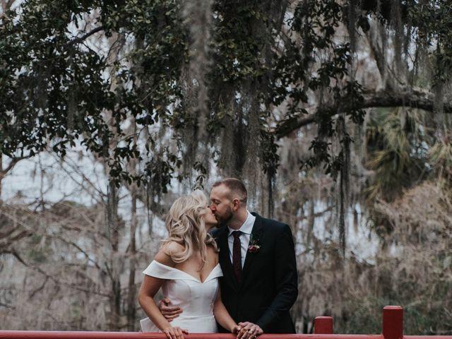Stephen and Brooke's Wedding in Charleston, South Carolina 32