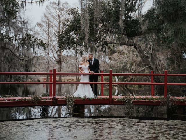 Stephen and Brooke's Wedding in Charleston, South Carolina 35