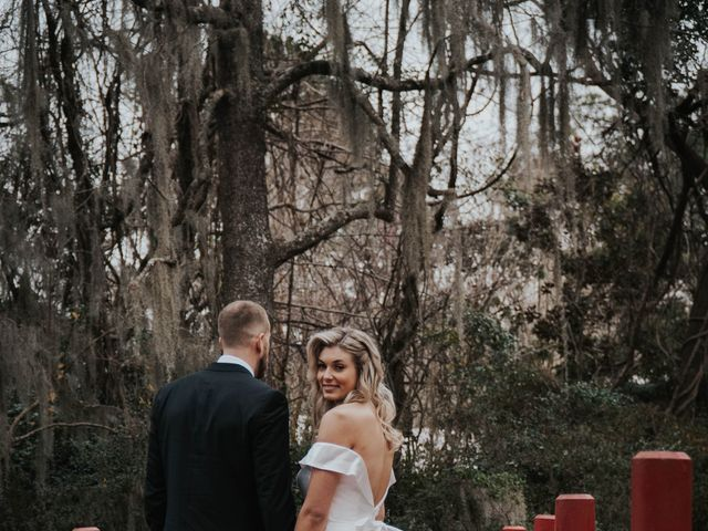Stephen and Brooke's Wedding in Charleston, South Carolina 36