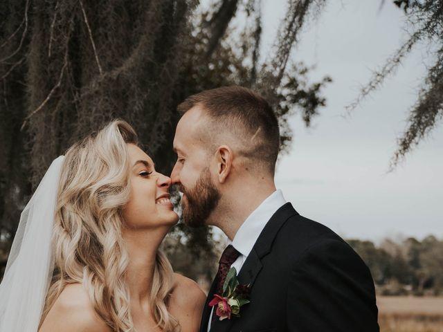 Stephen and Brooke's Wedding in Charleston, South Carolina 40