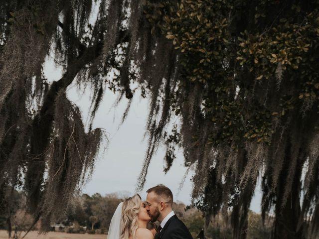 Stephen and Brooke's Wedding in Charleston, South Carolina 46