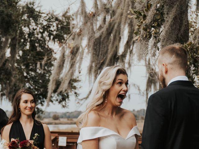 Stephen and Brooke's Wedding in Charleston, South Carolina 48