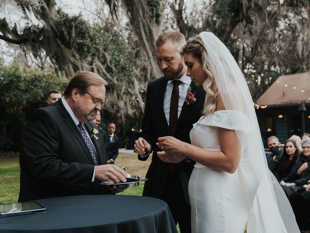 Stephen and Brooke's Wedding in Charleston, South Carolina 52