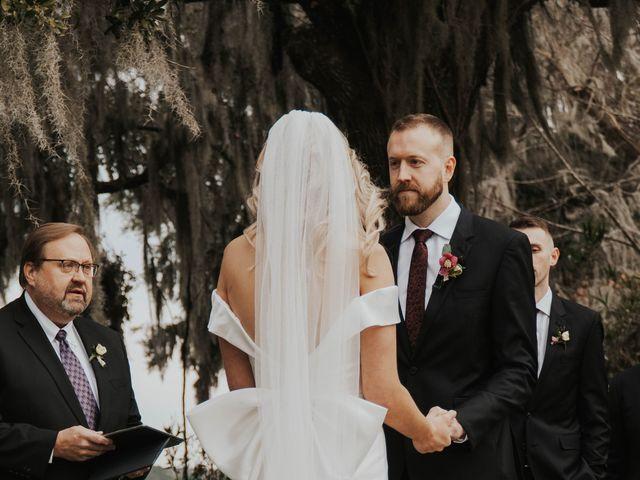 Stephen and Brooke's Wedding in Charleston, South Carolina 54