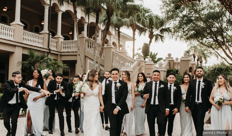 Jonnie and Cesia's Wedding in Naples, Florida