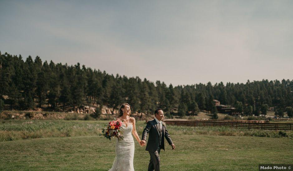 Eliezer and Chrstina's Wedding in Denver, Colorado