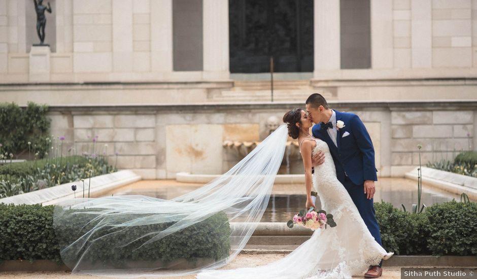 Kui and Irine's Wedding in Philadelphia, Pennsylvania