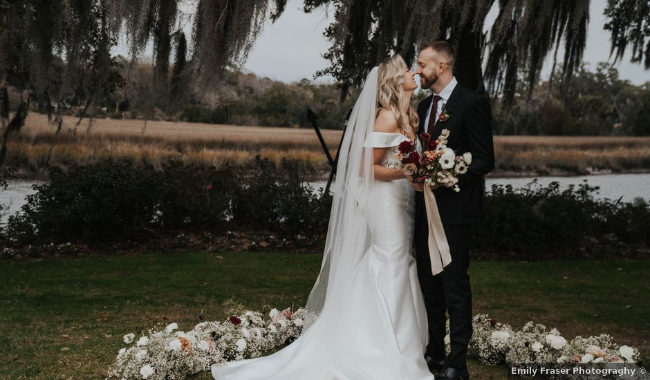 Stephen and Brooke's Wedding in Charleston, South Carolina