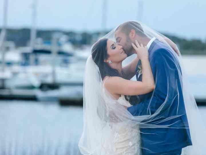The wedding of Allison and Brandon