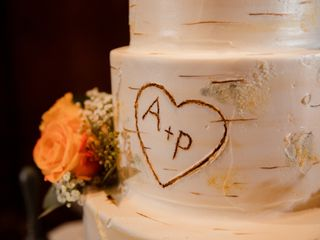 The wedding of April and Philippe 3