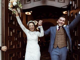 The wedding of Elena and Kris
