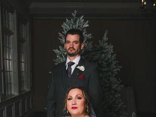 The wedding of Jessica Eckbold and Jason Eckbold 1