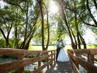 The wedding of Alexis and Konnor 1
