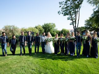 The wedding of Alexis and Konnor 2