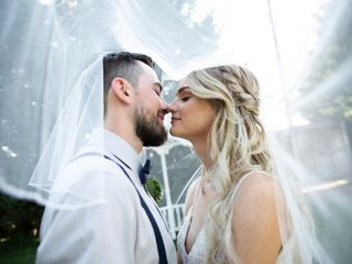 The wedding of Alexis and Konnor