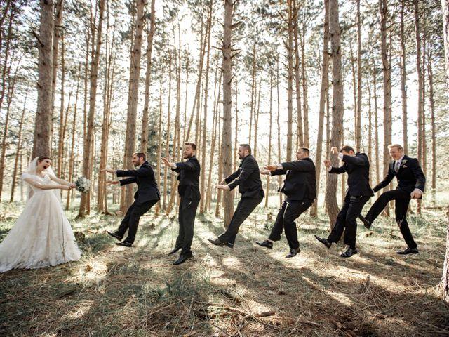 Matthew and Samantha's Wedding in Crystal Lake, Illinois 4