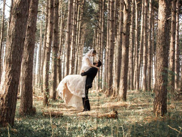 Matthew and Samantha's Wedding in Crystal Lake, Illinois 11