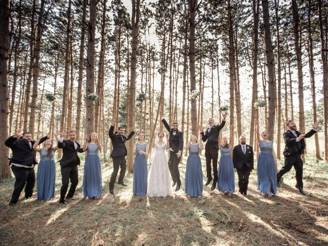 Matthew and Samantha's Wedding in Crystal Lake, Illinois 12