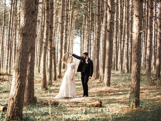 Matthew and Samantha's Wedding in Crystal Lake, Illinois 82