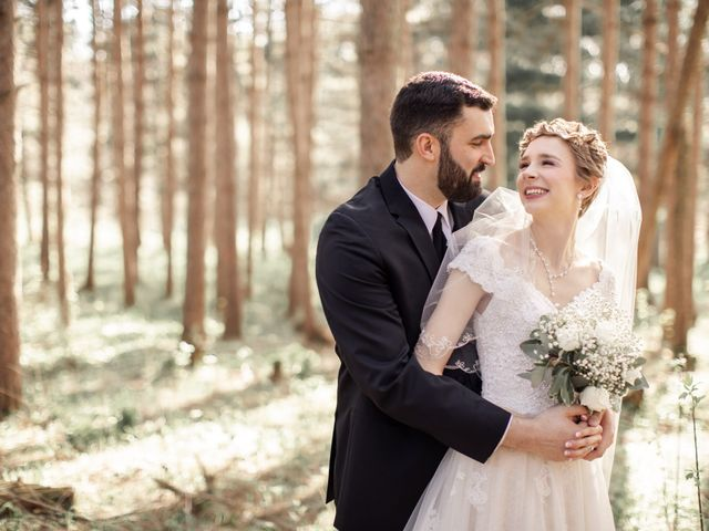 Matthew and Samantha's Wedding in Crystal Lake, Illinois 84