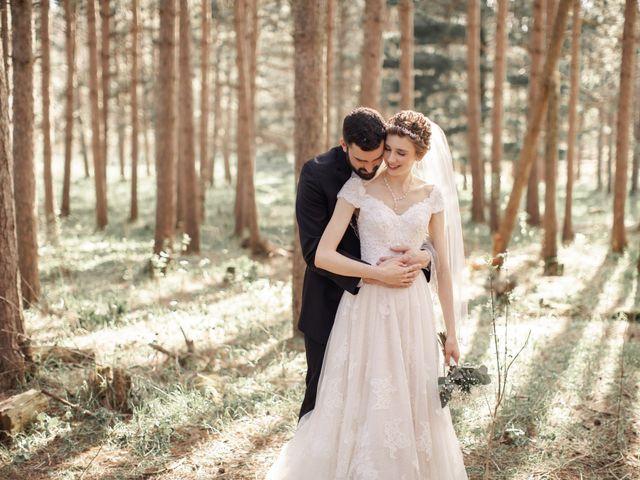 Matthew and Samantha's Wedding in Crystal Lake, Illinois 86