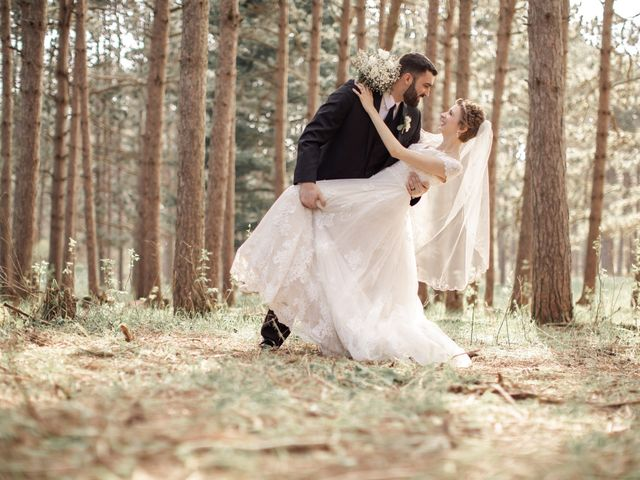 Matthew and Samantha's Wedding in Crystal Lake, Illinois 89