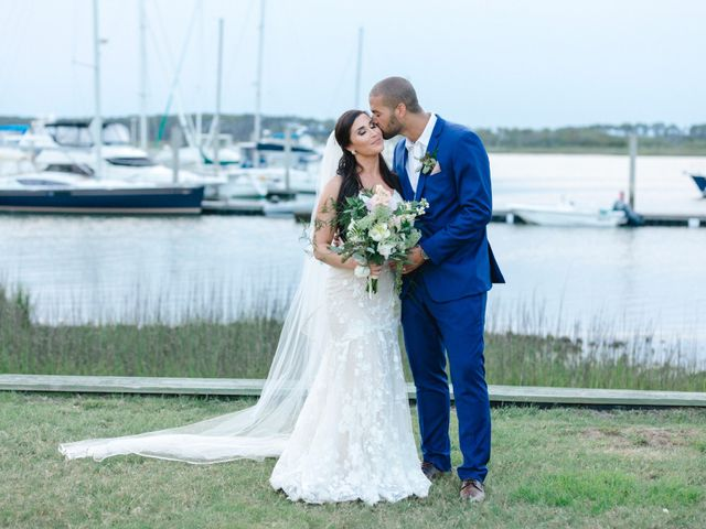 Brandon and Allison's Wedding in Charleston, South Carolina 2