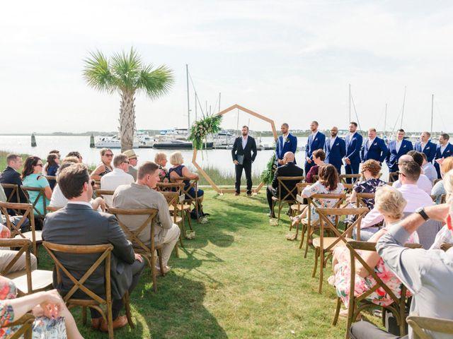 Brandon and Allison's Wedding in Charleston, South Carolina 3