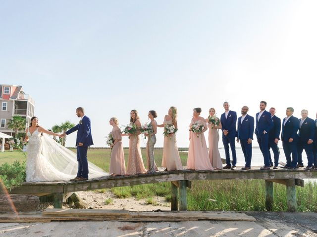 Brandon and Allison's Wedding in Charleston, South Carolina 4