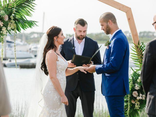 Brandon and Allison's Wedding in Charleston, South Carolina 5