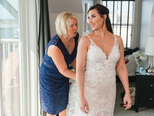 Brandon and Allison's Wedding in Charleston, South Carolina 6